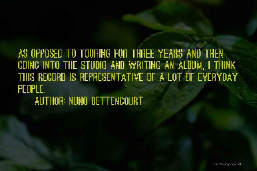 Nuno Bettencourt Quotes 1589950
