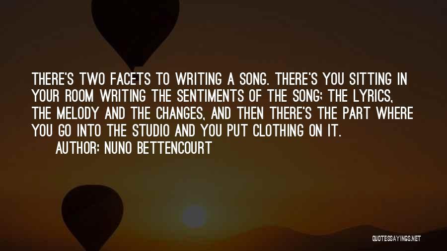 Nuno Bettencourt Quotes 2091831