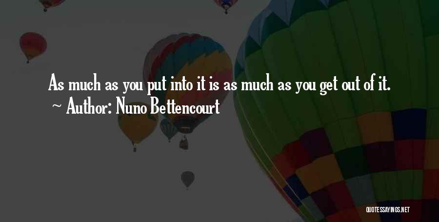 Nuno Bettencourt Quotes 844601