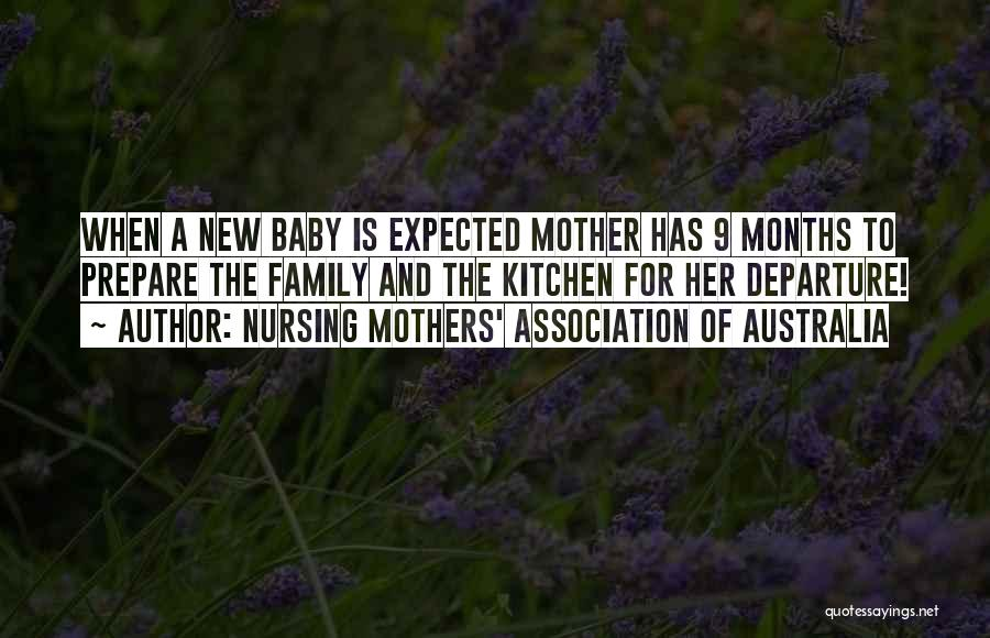 Nursing Mothers' Association Of Australia Quotes 1994456
