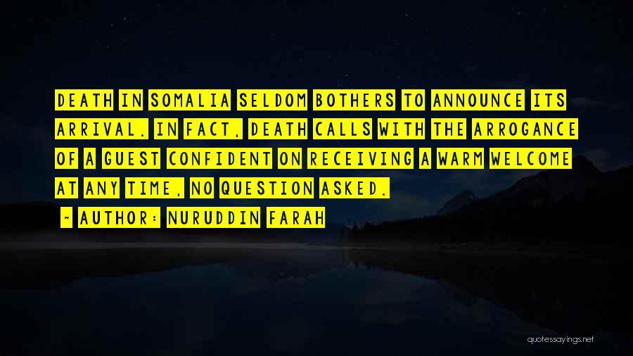 Nuruddin Farah Quotes 1098546