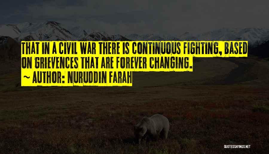 Nuruddin Farah Quotes 1330168