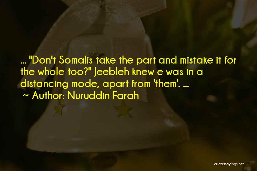 Nuruddin Farah Quotes 1476442