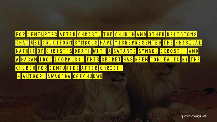 Nwaocha Ogechukwu Quotes 1394510