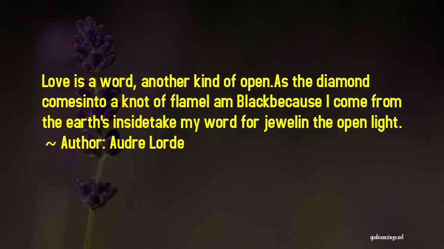 Ny Quotes By Audre Lorde