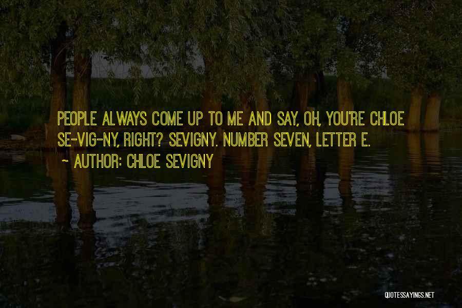 Ny Quotes By Chloe Sevigny