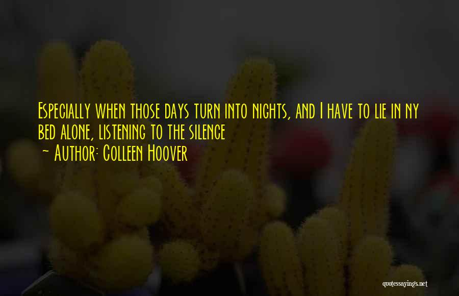 Ny Quotes By Colleen Hoover