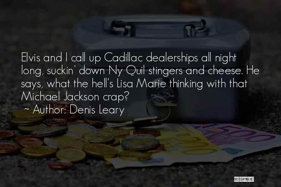 Ny Quotes By Denis Leary