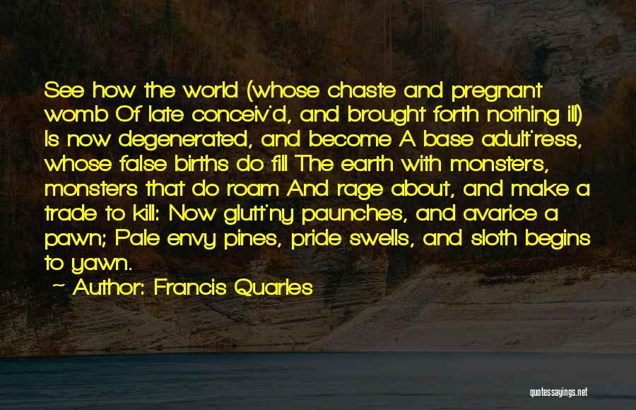 Ny Quotes By Francis Quarles