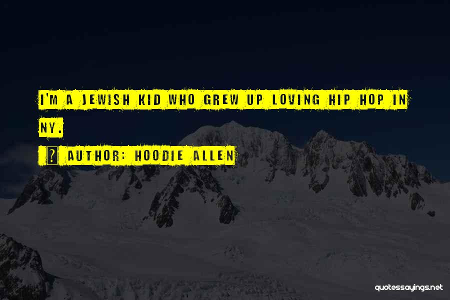 Ny Quotes By Hoodie Allen