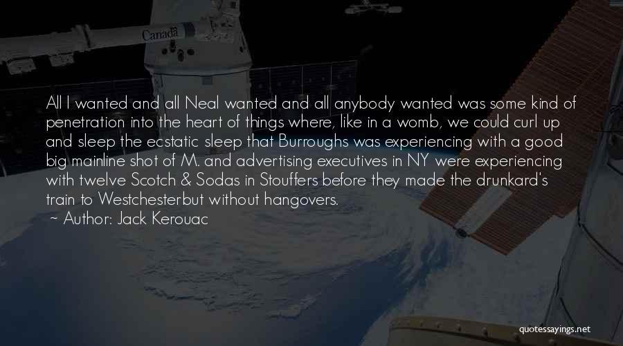 Ny Quotes By Jack Kerouac
