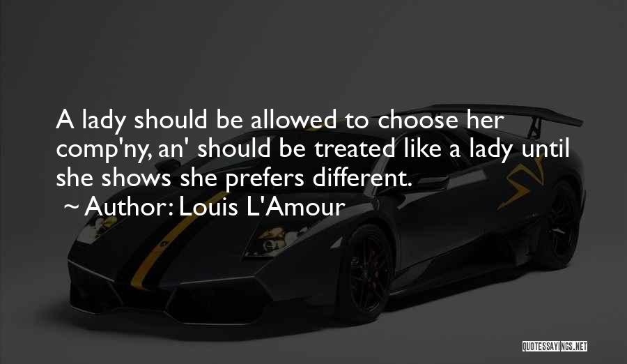 Ny Quotes By Louis L'Amour