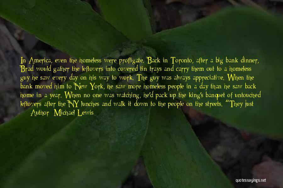Ny Quotes By Michael Lewis