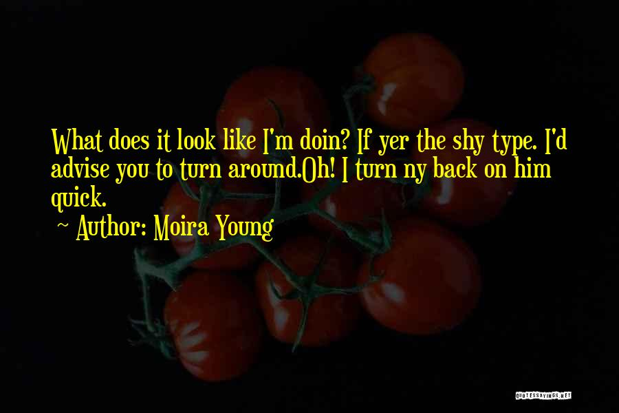 Ny Quotes By Moira Young