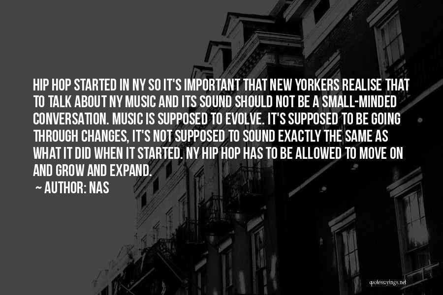 Ny Quotes By Nas