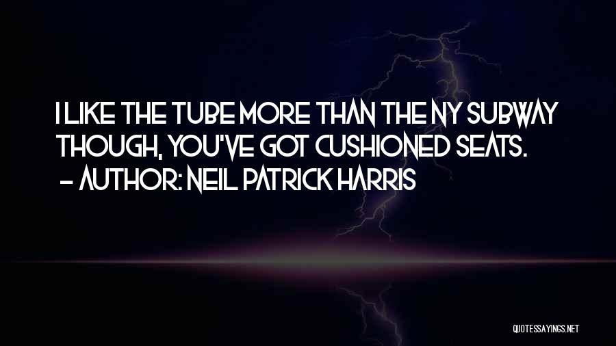 Ny Quotes By Neil Patrick Harris