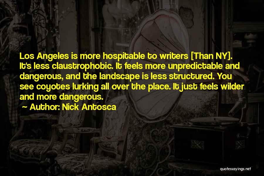 Ny Quotes By Nick Antosca