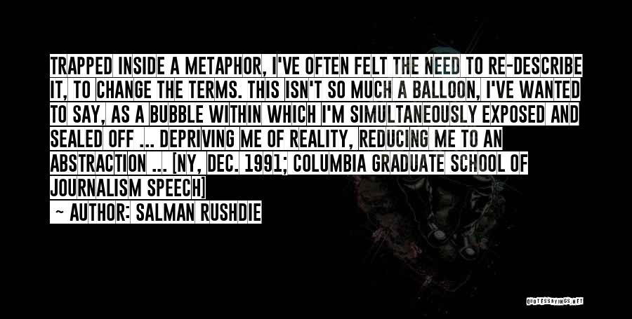 Ny Quotes By Salman Rushdie
