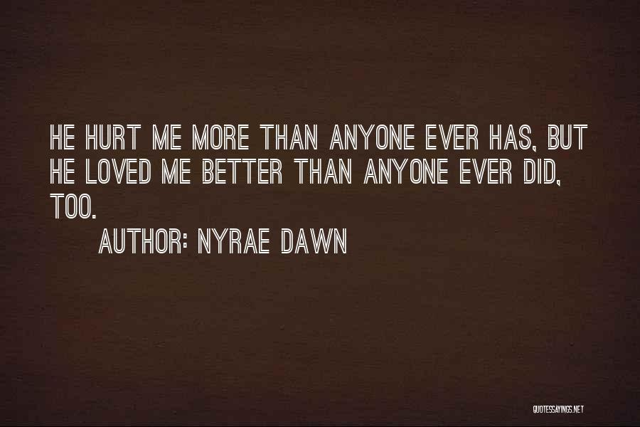 Nyrae Dawn Quotes 111203