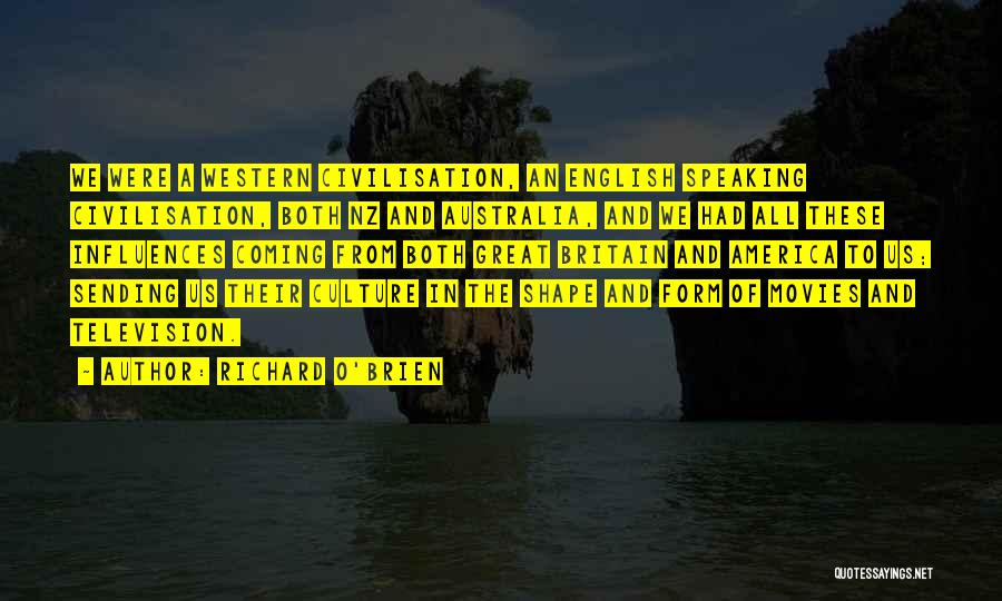 Nz Quotes By Richard O'Brien