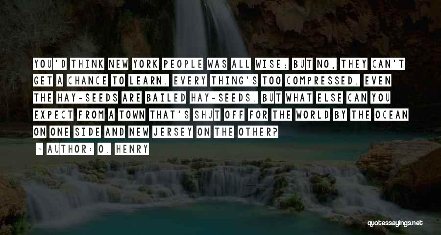 O. Henry Quotes 1145442