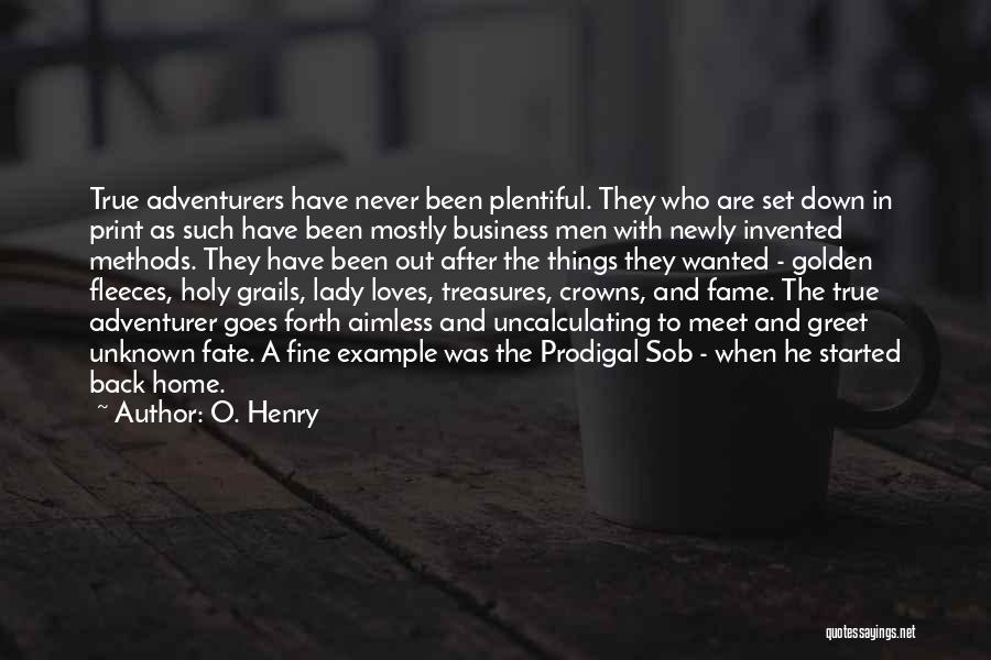 O. Henry Quotes 1538326
