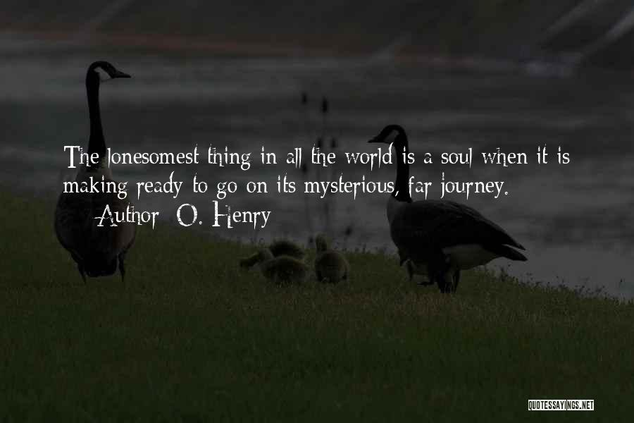 O. Henry Quotes 1634160