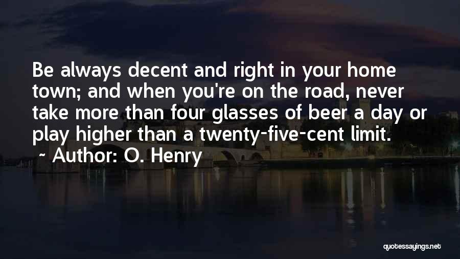 O. Henry Quotes 1648576