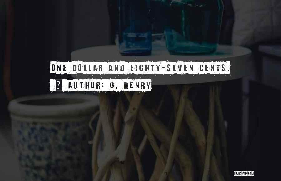 O. Henry Quotes 200416