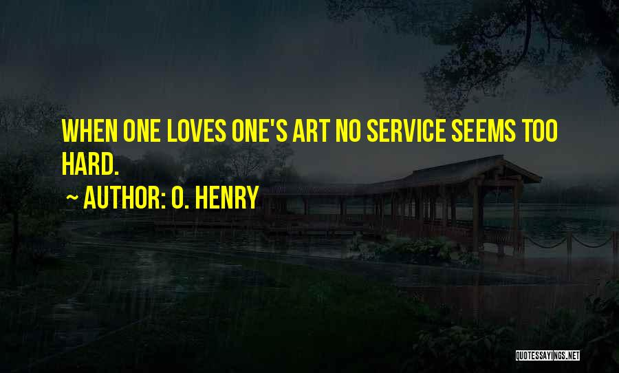 O. Henry Quotes 2151995