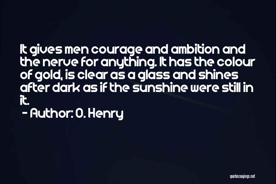 O. Henry Quotes 389730