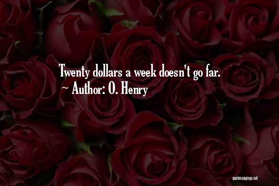 O. Henry Quotes 742214