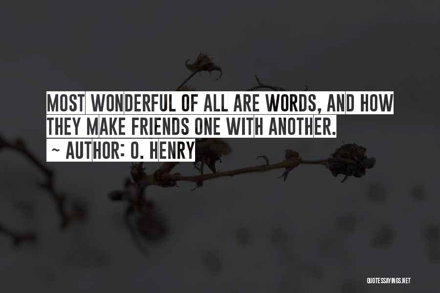 O. Henry Quotes 91454