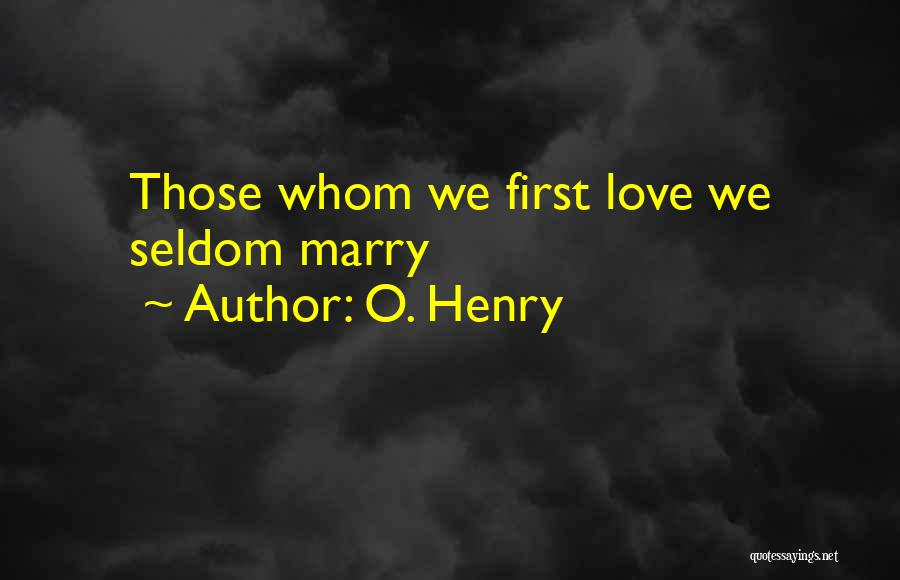 O. Henry Quotes 944191