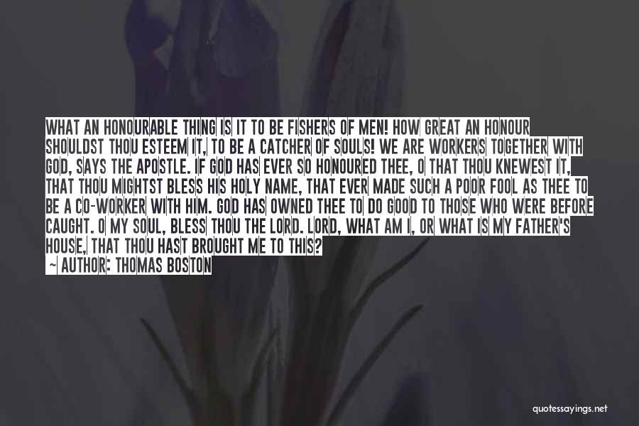 O My God Quotes By Thomas Boston