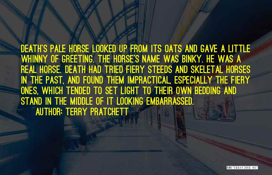 Oats Quotes By Terry Pratchett
