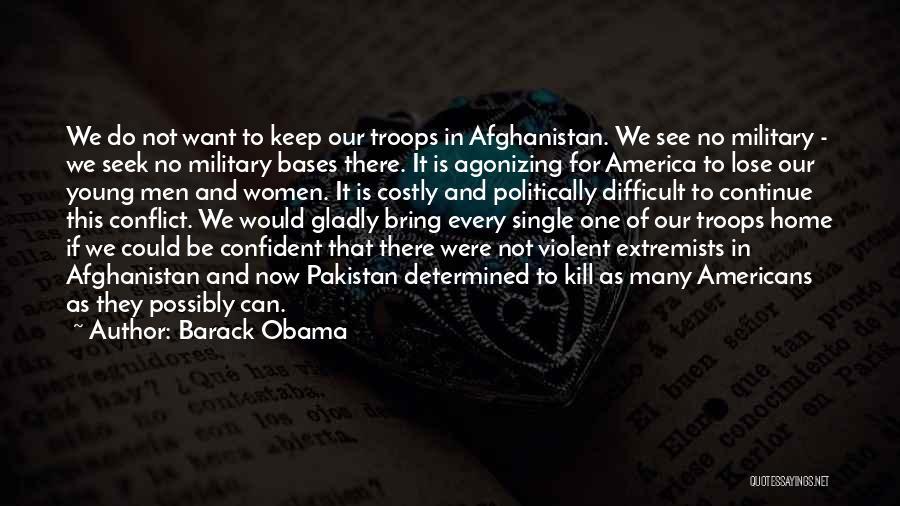 Obama Afghanistan Quotes By Barack Obama