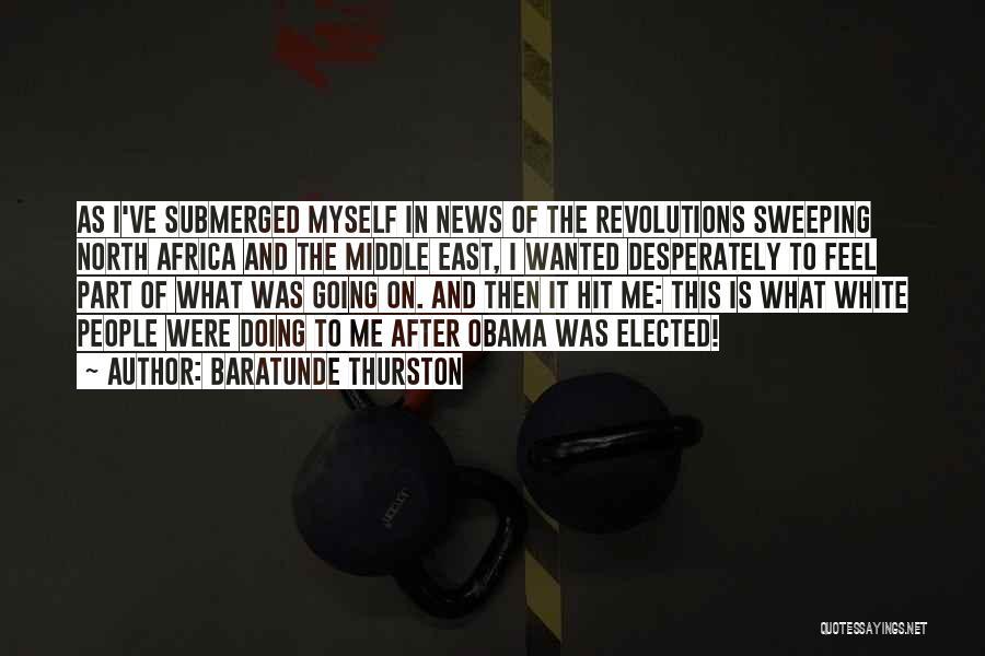 Obama Quotes By Baratunde Thurston