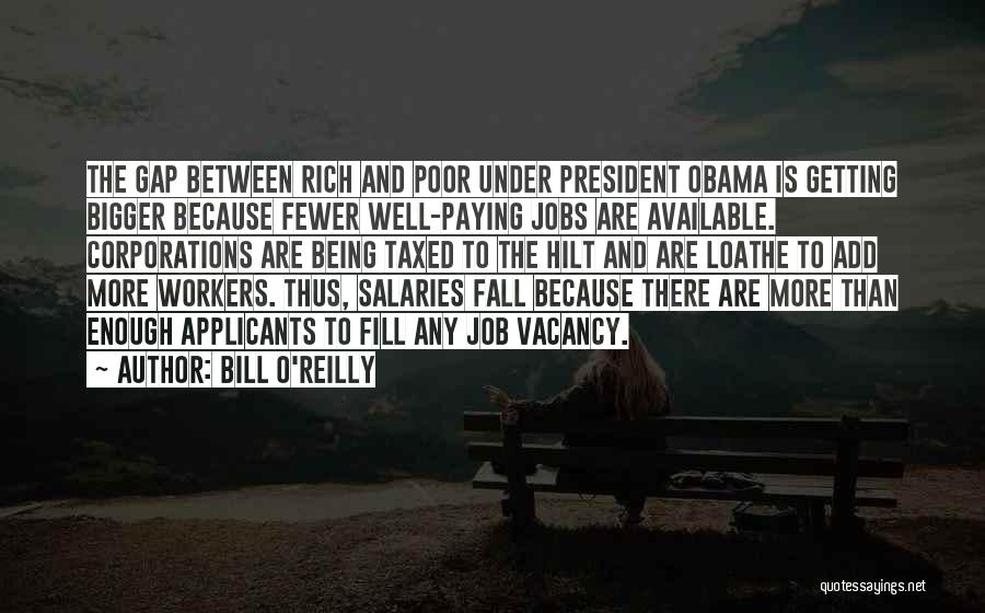 Obama Quotes By Bill O'Reilly