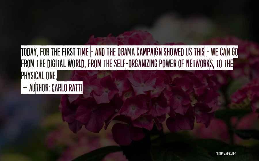Obama Quotes By Carlo Ratti