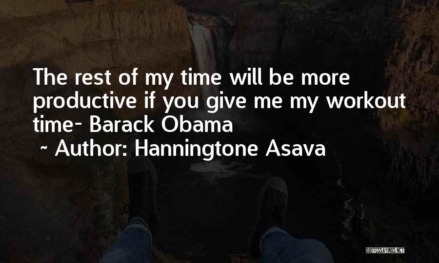 Obama Quotes By Hanningtone Asava