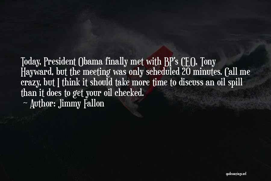 Obama Quotes By Jimmy Fallon