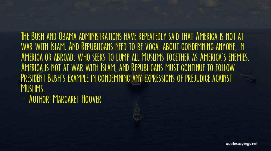 Obama Quotes By Margaret Hoover