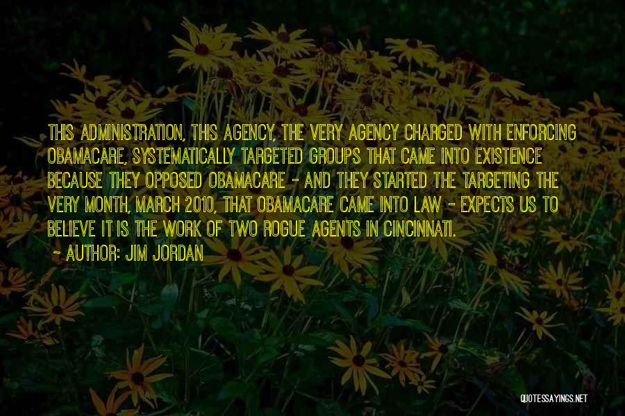 Obamacare Quotes By Jim Jordan