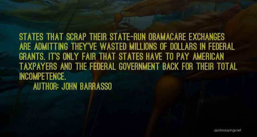 Obamacare Quotes By John Barrasso