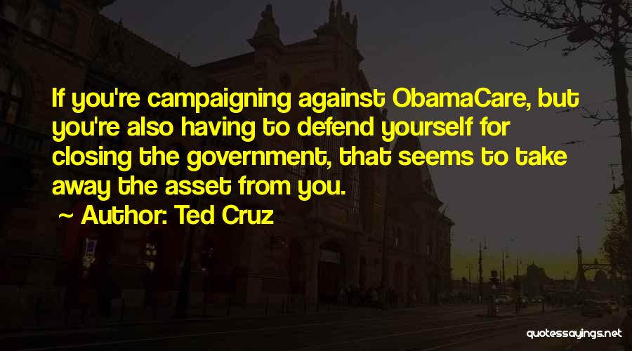Obamacare Quotes By Ted Cruz