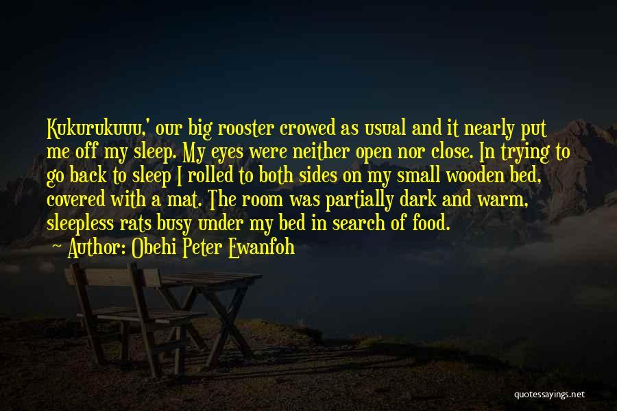 Obehi Peter Ewanfoh Quotes 311188