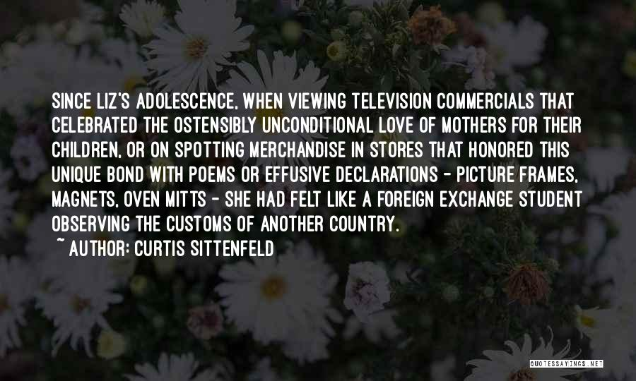 Observing Love Quotes By Curtis Sittenfeld