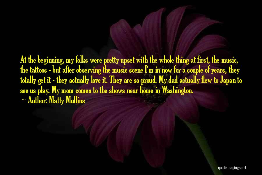 Observing Love Quotes By Matty Mullins