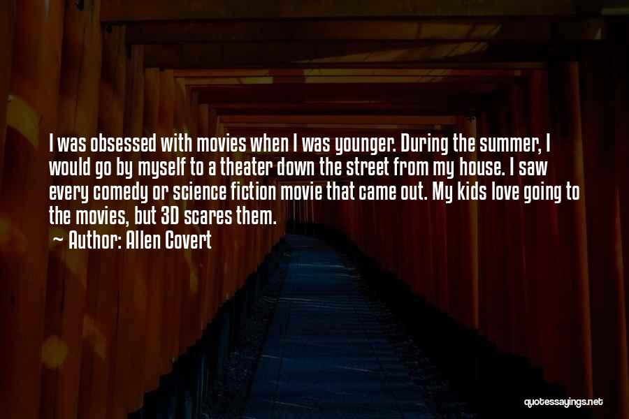 Obsessed Love Quotes By Allen Covert